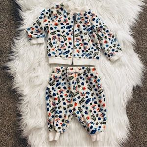 3-6 Baby Girl Track Suit